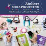 Atelier Scrapbooking (c) Médaithèques du Lautrécois Pays-d'Agoût