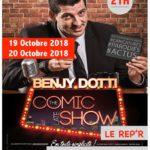 Benjy Dotti - The Comic Late Show (c) LE REP'R