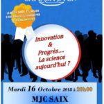 Café citoyen (c) MJC de Saïx et l'association Arcadie d'Albi