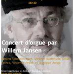 Concert de W. Jansen - Clôture des 700 ans (c) Les Amis des Orgues de Notre-Dame du Bourg
