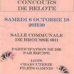 Concours de belote (c) Activ'Brousse