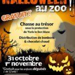 Fêtez Halloween au Zoo des 3 Vallées (c) Zoo des 3 Vallées, MONTREDON LABESSONNIE (813