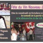 Journées dégustation du vin nouveau (c) Les Vignes des Garbasses