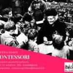 La pédagogie Montessori (c) Association Libres enfants du Tarn