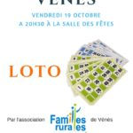 Loto de l'association Familles Rurales (c) Association Familles Rurales