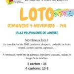 Loto du Club de l'Amitié (c) Club de l'amitié de Lautrec