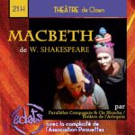 Macbeth de Shakespeare (c) ECLATS