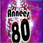 Soirée dansante années 80 (c) club 80