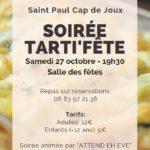 Soirée Tarti'fête (c) DAVY JULIE