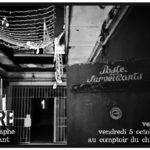 Soirée vernissage Ben Art Core (c) Café associatif Au Comptoir du Chinabulle