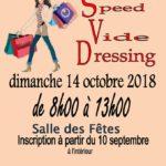 Speed vide dressing (c) Comité des Fêtes de MARSSAC-sur-Tarn