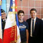 """Inauguration de l'exposition """"La Grande guerre"""", Réalmont / © CG81"""