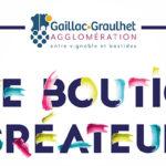 La petit' boutique des créateurs / © Communauté d'agglomération Gaillac-Graulhet