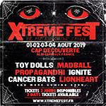 Festival Xtreme Fest, partenaire Dans Ton Tarn