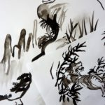 Atelier croquis Trésors du Musée d'Art de Pék (c) DR