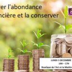Attirer l'abondance financière (c)