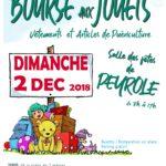 Bourse aux jouets, vêtements, puéricultures (c) L'Association des Parents d'Elèves de Parisot