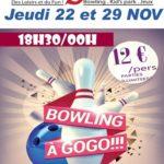Bowling illimité (c) cityfun