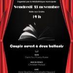 Cabaret Lecture (c) Médiathèque de Puylaurens