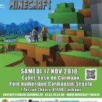 Championnat du Tarn Minecraft 2018 (c) FABLAB de CARMAUX