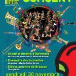 Concert d'automne (c) Conservatoire de Musique et de Danse du Tarn