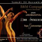 Dîner-spectacle de danse : B&M compagnie (c) Stiletto et B&M Compagnie