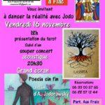 Film souper concert cinéscèn'art (c) Cinéscèna'art et Maison Yoma