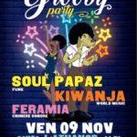 Groovy Party (c) Pollux asso / Kiwanja Music / Soul Papaz