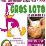 Loto du Fc Vignoble 81 (c) FC Vignoble 81, LISLE SUR TARN (81310)