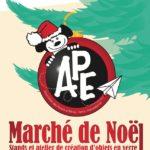 Marché de Noël (c) APE