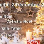 Marché de Noël - Artistic Noël (c) Les Amis de L'Ecole