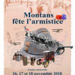 Montans fête l'armistice (c)