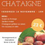 Soirée Châtaignes (c) Club de l'amitié de Lautrec