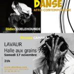 Spectacle de danse afro-contemporaine (c) Association EBENBAO