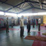 Stage yoga, qi gong et relaxation (c) ASSOCIATION ESPACE HARMONIE