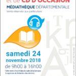 Vente de livres et cd d'occasion (c) Département du Tarn, Mediathèque Départementa