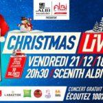 100% Christmas Live (c) Radio 100%, AUSSILLON (81200)