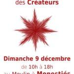 11ème marché de Noël des créateurs (c) association Lez'Arts d'Ânes