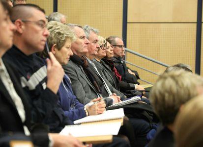 Rencontre avec les principaux de collèges tarnais / © Département du Tarn