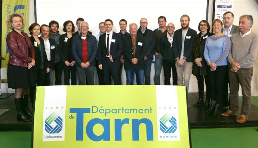 Retour sur les dix ans de la CDESI / © Département du Tarn