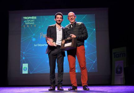 Trophées du sport tarnais / © Département du Tarn