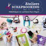Atelier scrapbooking (c) Médiathèques du Lautrécois-Pays d'Agoût