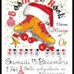 Boum de Noël (c) Roller skating de l'albigeois