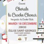 Concert de Noël à Saint-Juéry (c) Chorale la Croche Choeur de Saint-Juéry
