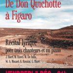 De Don Quichotte à Figaro (c)