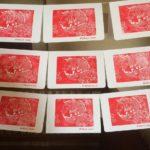 Exposition-vente de Cartes de Voeux d'Art (c) association Penne Mirabilia Museum