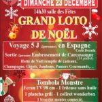 Grand loto dee Noël des Arts'Scènics (c) Les Arts'Scénics, LISLE SUR TARN (81310)