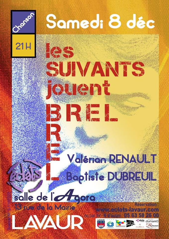 Rencontre brel covoiturage