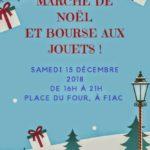 Marché de Noël et marché de producteurs (c) Mairie de Fiac