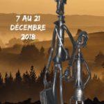Mémoires de la Retirada : Estela Domenech (c) APSCBR, Asso Caspe-Gaillac, MJC & Mémorial ca